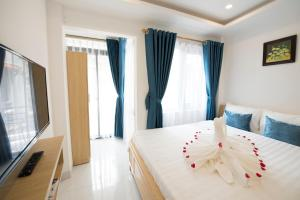 Ha Noi Holiday Center Hotel, Szállodák  Hanoi - big - 9