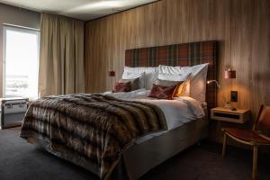 KUST Hotell & SPA, Hotel  Piteå - big - 47
