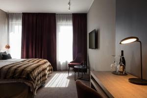 KUST Hotell & SPA, Hotel  Piteå - big - 63