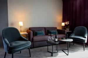 KUST Hotell & SPA, Hotel  Piteå - big - 64