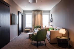 KUST Hotell & SPA, Hotel  Piteå - big - 74