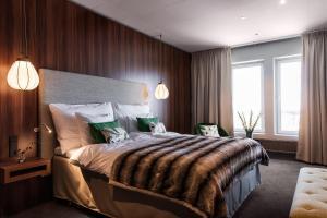 KUST Hotell & SPA, Hotel  Piteå - big - 78