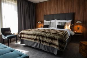 KUST Hotell & SPA, Hotel  Piteå - big - 83