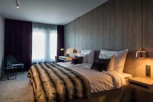 KUST Hotell & SPA, Hotel  Piteå - big - 84