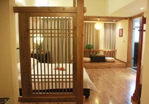 Chengdu Folk Inn- Software Park, Hostelek  Csengtu - big - 24