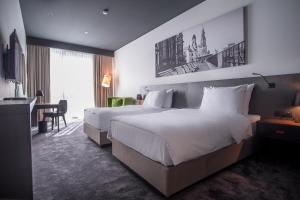 CentreVille Hotel and Experiences, Hotels  Podgorica - big - 47