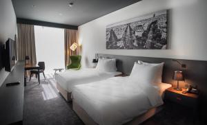 CentreVille Hotel and Experiences, Hotels  Podgorica - big - 41