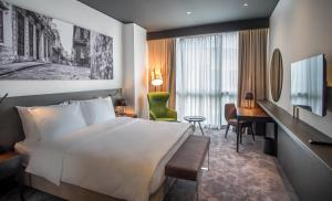 CentreVille Hotel and Experiences, Hotels  Podgorica - big - 3
