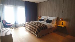 KUST Hotell & SPA, Hotel  Piteå - big - 88