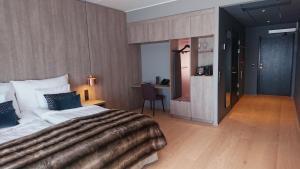 KUST Hotell & SPA, Hotel  Piteå - big - 89