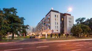 Modern City Apartments