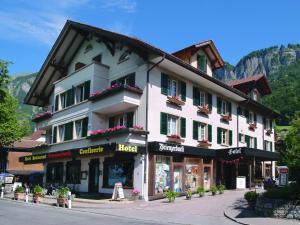 Brienzerburli - Hotel - Brienz Axalp