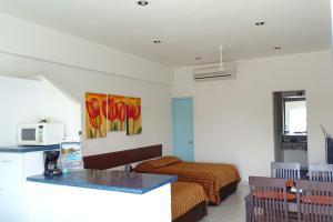 Aparthotel Siete 32, Apartmanhotelek  Mérida - big - 3