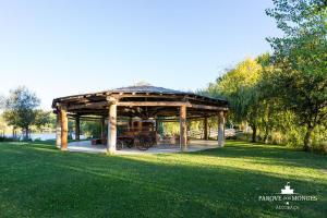 Parque dos Monges, Zelt-Lodges  Alcobaça - big - 15