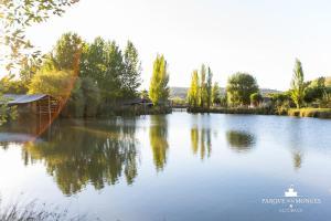 Parque dos Monges, Zelt-Lodges  Alcobaça - big - 14