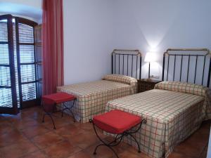 Casa Rural Las Nieves, Kúriák  Garrovillas - big - 11