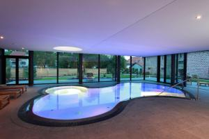 Location gîte, chambres d'hotes L'auberge Du Cheval Blanc et Spa dans le département Bas Rhin 67