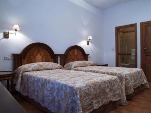 Casa Rural Las Nieves, Kúriák  Garrovillas - big - 15