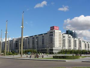 Apartment at Nursaya, Ferienwohnungen  Astana - big - 15
