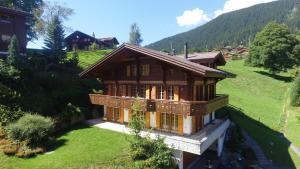 Chalet Rivendell - GriwaRent AG - Hotel - Grindelwald