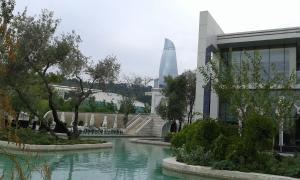 Neftiannikov Avenue Apartment, Апартаменты  Баку - big - 25