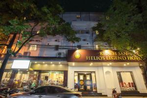 Helios Legend Hotel, Отели  Ханой - big - 41