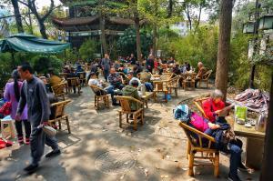 Chengdu Lazybones Hostel Boutique Poshpacker (Wenshu Monastery), Hostels  Chengdu - big - 30