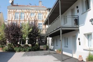 Location gîte, chambres d'hotes Hôtel Pasteur dans le département Marne 51