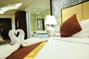 Rest Night Hotel Apartment, Apartmánové hotely  Rijád - big - 96