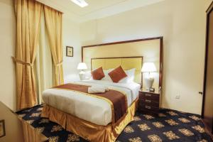 Rest Night Hotel Apartment, Apartmánové hotely  Rijád - big - 24
