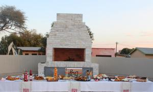 Ley-Lia Guest House, Affittacamere  Aranos - big - 25