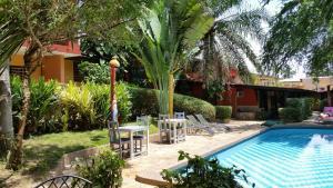 Hotel Napoleon Lagune, Hotely  Lomé - big - 92