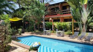Hotel Napoleon Lagune, Hotely  Lomé - big - 91