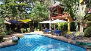 Hotel Napoleon Lagune, Hotels  Lomé - big - 71