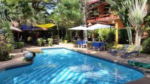 Hotel Napoleon Lagune, Hotely  Lomé - big - 89