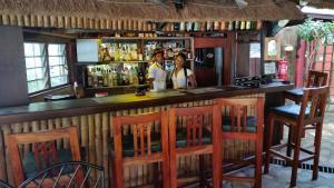 Hotel Napoleon Lagune, Hotels  Lomé - big - 109