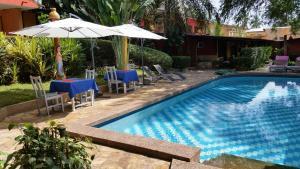 Hotel Napoleon Lagune, Hotely  Lomé - big - 87