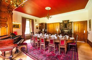 Moffat Mansion, Vidiecke domy  Beattock - big - 3