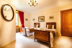 Moffat Mansion, Vidiecke domy  Beattock - big - 9