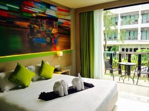 Rooms Republic Hotel Ao Nang Beach - Ao Nang Beach
