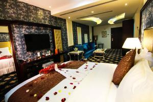 Rest Night Hotel Apartment, Apartmánové hotely  Rijád - big - 85