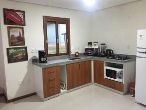 Residencial Dom Afonso II, Apartmanok  Gramado - big - 17