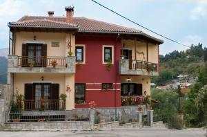 Xenonas Agnanti, Гостевые дома  Нераидохори - big - 22