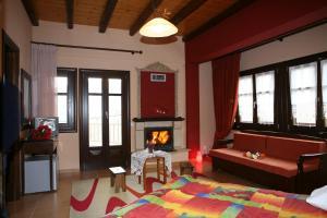 Xenonas Agnanti, Гостевые дома  Нераидохори - big - 49