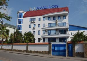 Отель Аваллон, Адлер