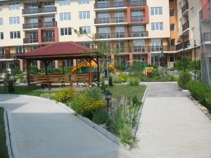 Apartcomplex Chateau Aheloy, Apartmánové hotely  Aheloy - big - 76