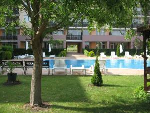Apartcomplex Chateau Aheloy, Apartmánové hotely  Aheloy - big - 94
