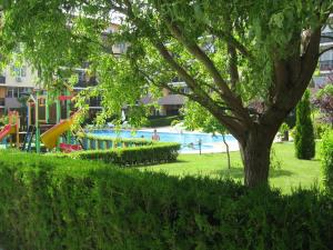 Apartcomplex Chateau Aheloy, Apartmánové hotely  Aheloy - big - 90