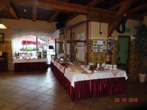 Hotel-Restauracja Spichlerz, Szállodák  Stargard - big - 103
