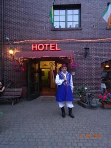 Hotel-Restauracja Spichlerz, Szállodák  Stargard - big - 104